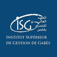 ISG Institut Supérieur de Gestion de Gabès Mastères de Recherche et Mastères Professionnel – Régime LMD – 2015 / 2016