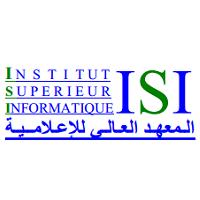 ISI Institut Supérieur d'Informatique Mastères de Recherche et Mastères Professionnels 2015 / 2016