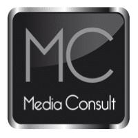 Media Consult recrute Graphiste