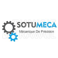 Sotumeca recrute Technicien Supérieur Conception Mécanique
