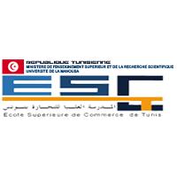 ESCT École Supérieure de Commerce Mannouba Mastères de Recherche et Mastères Professionnels 2020 / 2021 – 470 Postes