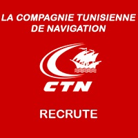 Clôturé : CTN – La Compagnie Tunisienne de Navigation recrute Plusieurs Profils (17 Poste)
