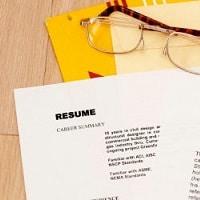 Le CV en anglais pas à pas