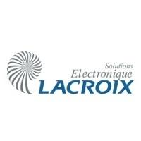 Lacroix Electronics recrute 17 Profils – Août – S5